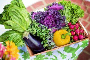 Vegan, Gemüse, Nährstoffe