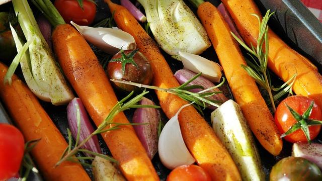 Vegan Grillen im Sommer, Lecker veganes Grillgericht